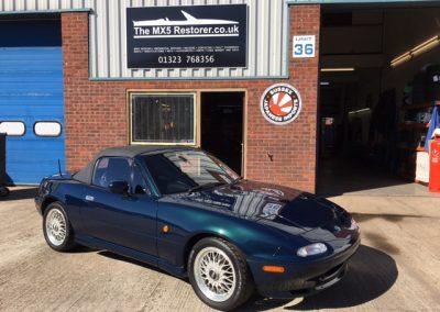 1994 Mk1 Mazda MX5 (Eunos Roadster) RS – SOLD!!