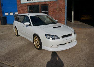 2003 Subaru Legacy GT Spec B – 91,000 miles – SOLD!!