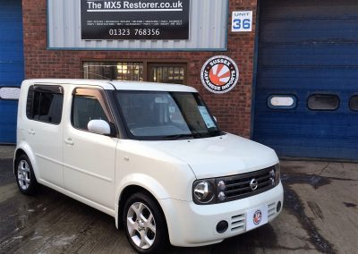 2006 Nissan Cube – 7 seater – 86,000 miles